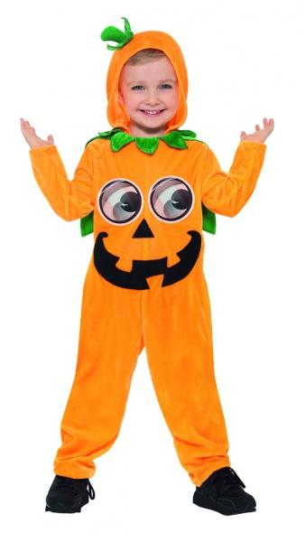 E-shop   Karnevalové kostýmy   Kostýmy pro děti   Halloween a strašidla   Dětský  kostým Smějící se dýně 13ae28065bd